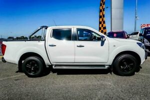 2015 Nissan Navara NP300 D23 ST (4x4) White 7 Speed Automatic Dual Cab Utility