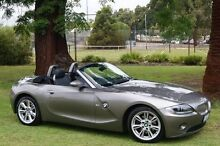 2006 BMW Z4 E85 MY06 Steptronic Silver 6 Speed Sports Automatic Roadster Leederville Vincent Area Preview
