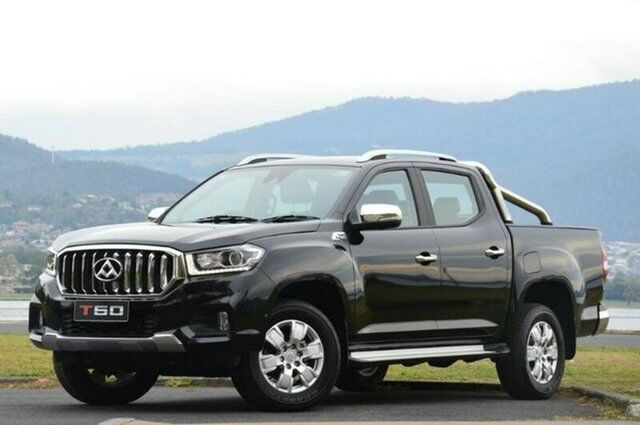 ce3316b71d 2018 LDV T60 SK8C Luxe Black 6 Speed Sports Automatic Utility