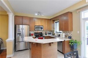 Beautiful 3 +1 B/R Semi With Fin Bsm at Bovaird/Hwy 410