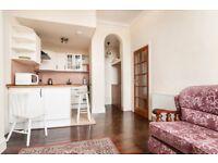 Stylish, 1 bedroom, 2nd floor flat on Granton Road available July