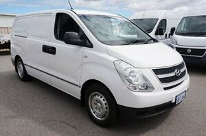 2011 Hyundai iLOAD TQ-V MY11 White 5 Speed Manual Van Pearsall Wanneroo Area Preview