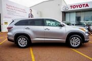 2016 Toyota Kluger GSU50R GX 2WD Silver 6 Speed Sports Automatic Wagon Westminster Stirling Area Preview