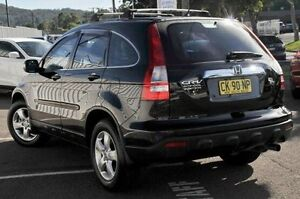 2008 Honda CR-V RE MY2007 Special Edition 4WD Black 5 Speed Automatic Wagon Gosford Gosford Area Preview