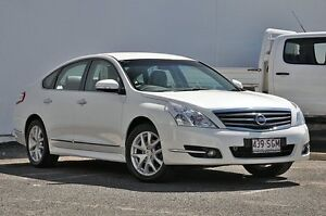 2011 Nissan Maxima J32 250 X-tronic ST-L White 6 Speed Constant Variable Sedan Tweed Heads South Tweed Heads Area Preview