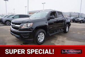 2017 Chevrolet Colorado CREWCAB LS Accident Free,  Back-up Cam,
