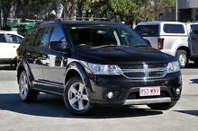 2011 Dodge Journey JC MY12 SXT Black 6 Speed Automatic Wagon Southport Gold Coast City Preview