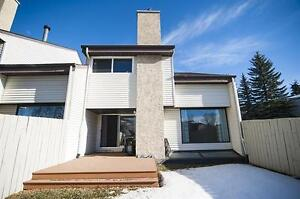 Millwoods 3 bedroom townhouse