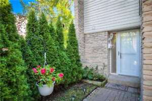 Stunning 3 Bdrms End Unit Townhome In A Quiet Family