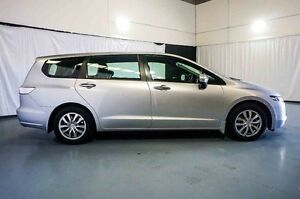 2012 Honda Odyssey 4th Gen MY12 Silver 5 Speed Sports Automatic Wagon Wangara Wanneroo Area Preview