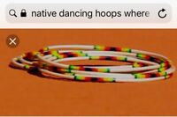 Native dancing hoops