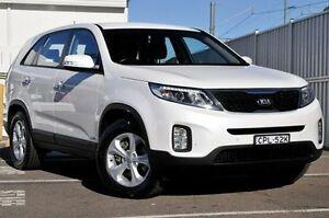 2013 Kia Sorento XM MY13 Si 4WD White 6 Speed Sports Automatic Wagon Gosford Gosford Area Preview