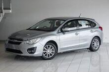 2015 Subaru Impreza G4 MY15 2.0i AWD Silver 6 Speed Manual Hatchback Southport Gold Coast City Preview