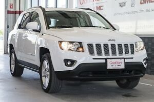 2016 Jeep Compass High Altitude, Sunroof, Heated Leather Seats