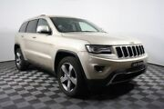 2014 Jeep Grand Cherokee WK MY2014 Limited Gold 8 Speed Sports Automatic Wagon Edwardstown Marion Area Preview