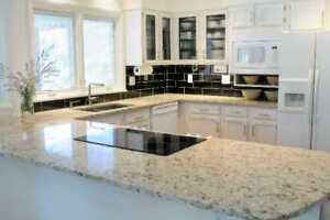 FREE Quotation - Quartz, Granite & Marble COUNTERTOPS!!!