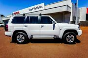 2015 Nissan Patrol Y61 GU 10 ST White 5 Speed Manual Wagon Balcatta Stirling Area Preview