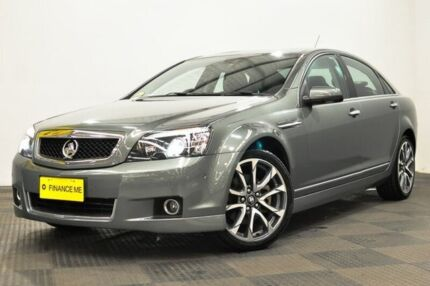 2015 Holden Caprice WN MY15 V Grey 6 Speed Sports Automatic Sedan Edgewater Joondalup Area Preview