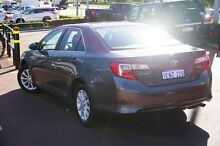 2014 Toyota Camry ASV50R Altise Grey 6 Speed Sports Automatic Sedan Balcatta Stirling Area Preview