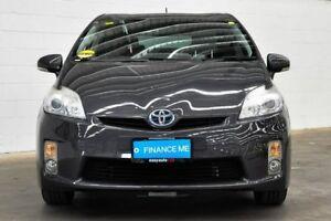 2009 Toyota Prius NHW20R Grey 1 Speed Constant Variable Liftback Hybrid