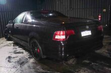 2008 Holden Special Vehicles Maloo E Series R8 Black 6 Speed Manual Utility Wangara Wanneroo Area Preview