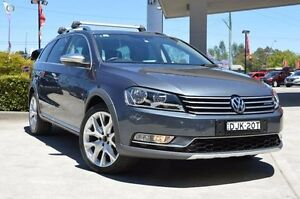 2013 Volkswagen Passat 3C MY13.5 Alltrack 6 Speed Direct Shift Wagon South Maitland Maitland Area Preview