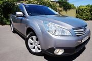 2011 Subaru Outback B5A MY11 2.5i Lineartronic AWD Silver 6 Speed Constant Variable Wagon Glenelg East Holdfast Bay Preview