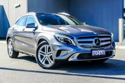 2015 Mercedes-Benz GLA200 X156 806MY d DCT Grey 7 Speed Sports Automatic Dual Clutch Wagon Osborne Park Stirling Area Preview