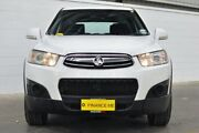 2011 Holden Captiva CG Series II 7 SX White 6 Speed Sports Automatic Wagon Thornlie Gosnells Area Preview