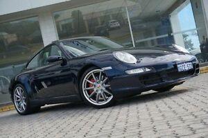 2006 Porsche 911 Carrera Blue Sports Automatic Coupe St James Victoria Park Area Preview