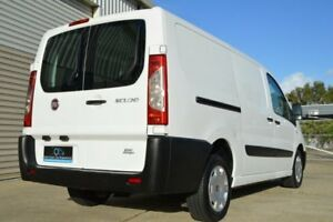 2012 Fiat Scudo Low Roof LWB White 6 Speed Manual Van