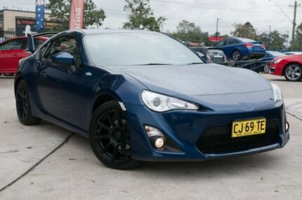 2013 Toyota 86 ZN6 GT Blue 6 Speed Manual Coupe Penrith Penrith Area Preview