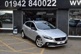 2013 63 VOLVO V40 1.6 D2 CROSS COUNTRY LUX 5D AUTO 113 BHP DIESEL 6SP 5DR HATCH,