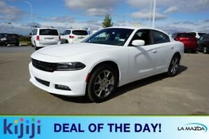 2017 Dodge Charger AWD SXT Accident Free,  Heated Seats,  Blueto