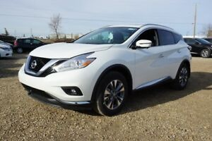 2018 Nissan Murano AWD SL Panoramic Moonroof, Leather Seats, 360