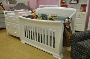 Crib and changing table new in box Kitchener / Waterloo Kitchener Area image 3