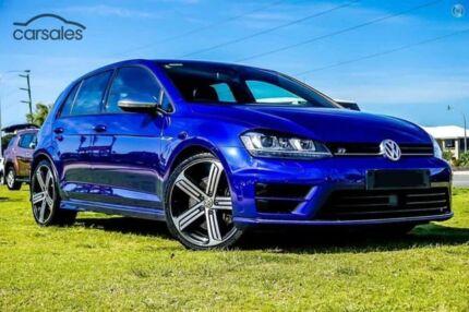 2014 Volkswagen Golf VII MY15 R DSG 4MOTION 6 Speed Sports Automatic Dual Clutch Hatchback