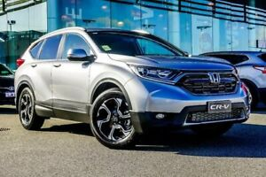 2019 Honda CR-V MY19 VTi-E7 (2WD) Lunar Silver Continuous Variable Wagon