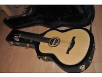 LAG Winter Series Nylon Acoustic.