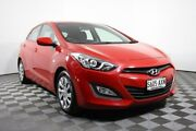 2013 Hyundai i30 GD Active Red 6 Speed Sports Automatic Hatchback Edwardstown Marion Area Preview