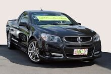 2014 Holden Ute VF MY14 SS V Ute Redline Black 6 Speed Manual Utility Coolangatta Gold Coast South Preview