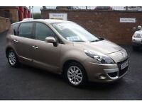 RENAULT SCENIC 1.4 PRIVILEGE TOMTOM TCE 5d 129 BHP (buff) 2010