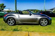 2010 Nissan 370Z Z34 Grey 7 Speed Sports Automatic Roadster Wangara Wanneroo Area Preview