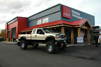 Dawson Creek Cap-it Truck Accessories Franchise opportunity