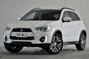2016 Mitsubishi ASX XB MY15.5 LS 2WD White 6 Speed Constant Variable Wagon Robina Gold Coast South Preview