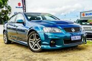 2011 Holden Commodore VE II SS Green 6 Speed Manual Sedan Wangara Wanneroo Area Preview