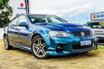 2011 Holden Commodore VE II SS Green 6 Speed Manual Sedan Wangara Wanneroo Area Preview
