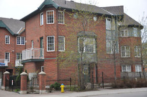 Furnished 3 BDR Townhouse in Centretown - $2,300/month