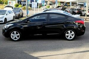 2013 Hyundai Elantra MD2 Active Black 6 Speed Manual Sedan Gosford Gosford Area Preview