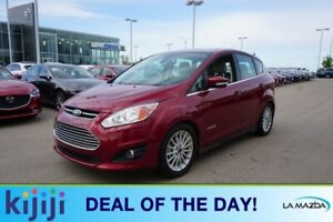 2014 Ford C-Max Hybrid HYBRID SEL Accident Free,  Leather,  Heat